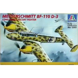 MESSERSCHMITT BF-110 D-3
