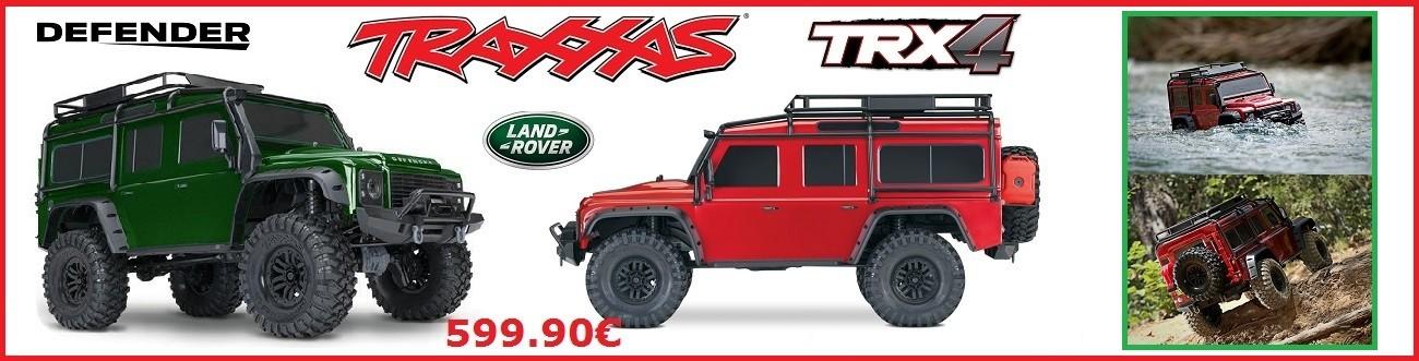 Land Rover Defendeur Traxxas